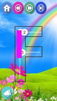 Mari Belajar (Marbel) Alfabet & Bilangan screenshot 4