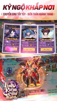 Linh Kiếm Cửu Thiên screenshot 3