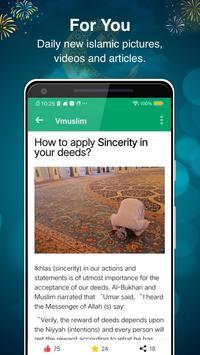 Vmuslim-Ramadan 1442 screenshot 6