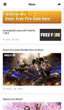 Nicoo App bài đăng
