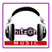HitzGh Music icon