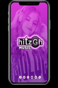 HitzGh Music poster