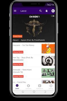 HitzGh Music screenshot 2
