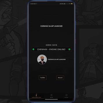 CHENH4X SA-MP LAUNCHER V8 screenshot 4
