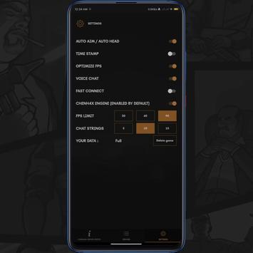 CHENH4X SA-MP LAUNCHER V8 screenshot 6