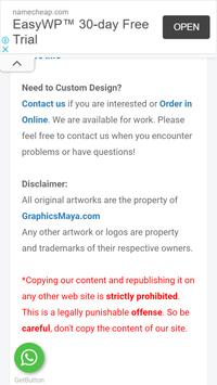 GraphicsMaya screenshot 3