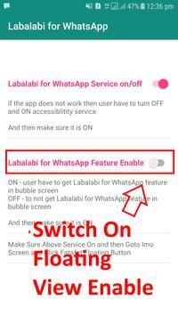 Labalabi For Whatsapp Poster