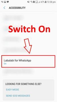 Labalabi For Whatsapp captura de pantalla 1