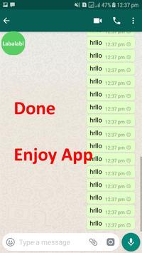 Labalabi For Whatsapp captura de pantalla 5