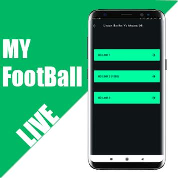 Football Live Myanmar screenshot 1