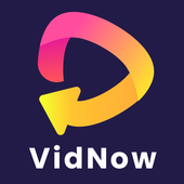 VidNow – Watch Hot Videos & Earn Real Money icon