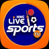 HNC Sports LIVE TV 아이콘