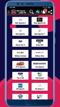 HNC Sports LIVE TV 스크린샷 4