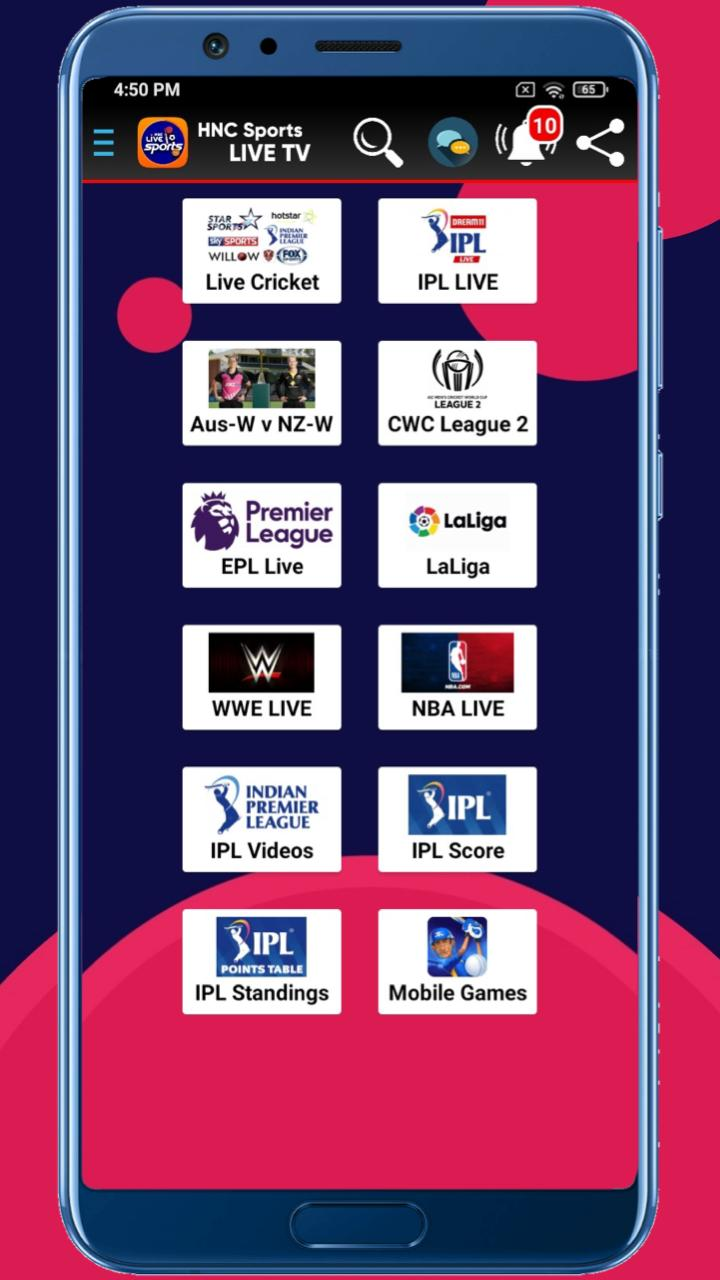 HNC Sports Live TV APK 2