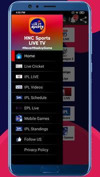 HNC Sports LIVE TV 스크린샷 2