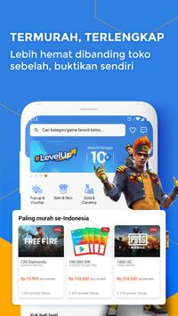 itemku - Top-up Game Termurah se-Indonesia screenshot 2