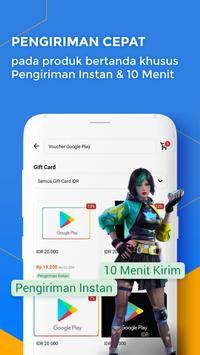itemku - Top-up Game Termurah se-Indonesia screenshot 5