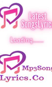 Mp3SongsLyrics Hindi Songs Lyrics - APK Download poster