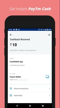 eCashWallet - Play Game and Earn Money, Gift Card, Free PUBG UC screenshot 2