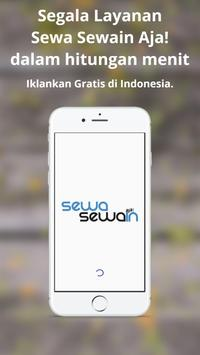 Sewain Aja! poster