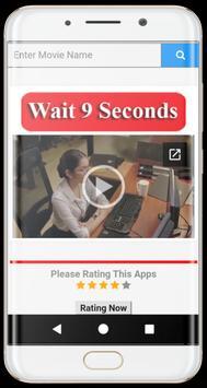 HD Cinema Free App - Watch Free Movies captura de pantalla 1