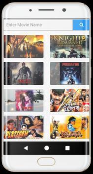 HD Cinema Free App - Watch Free Movies captura de pantalla 2
