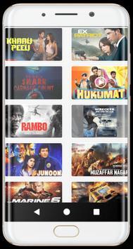 HD Cinema Free App - Watch Free Movies captura de pantalla 3