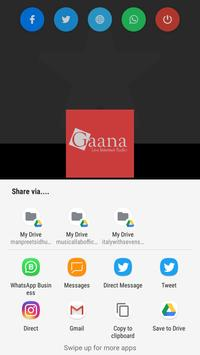 Gaana Live Radio screenshot 4