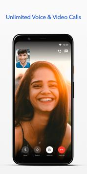 ToTok - Free HD Video Calls & Voice Chats poster