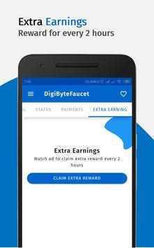 DigiByteFaucet: Free DigiByte screenshot 1
