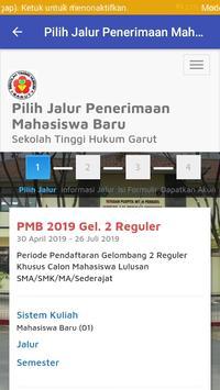 STH Garut App imagem de tela 2