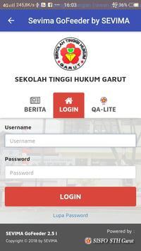 STH Garut App imagem de tela 3
