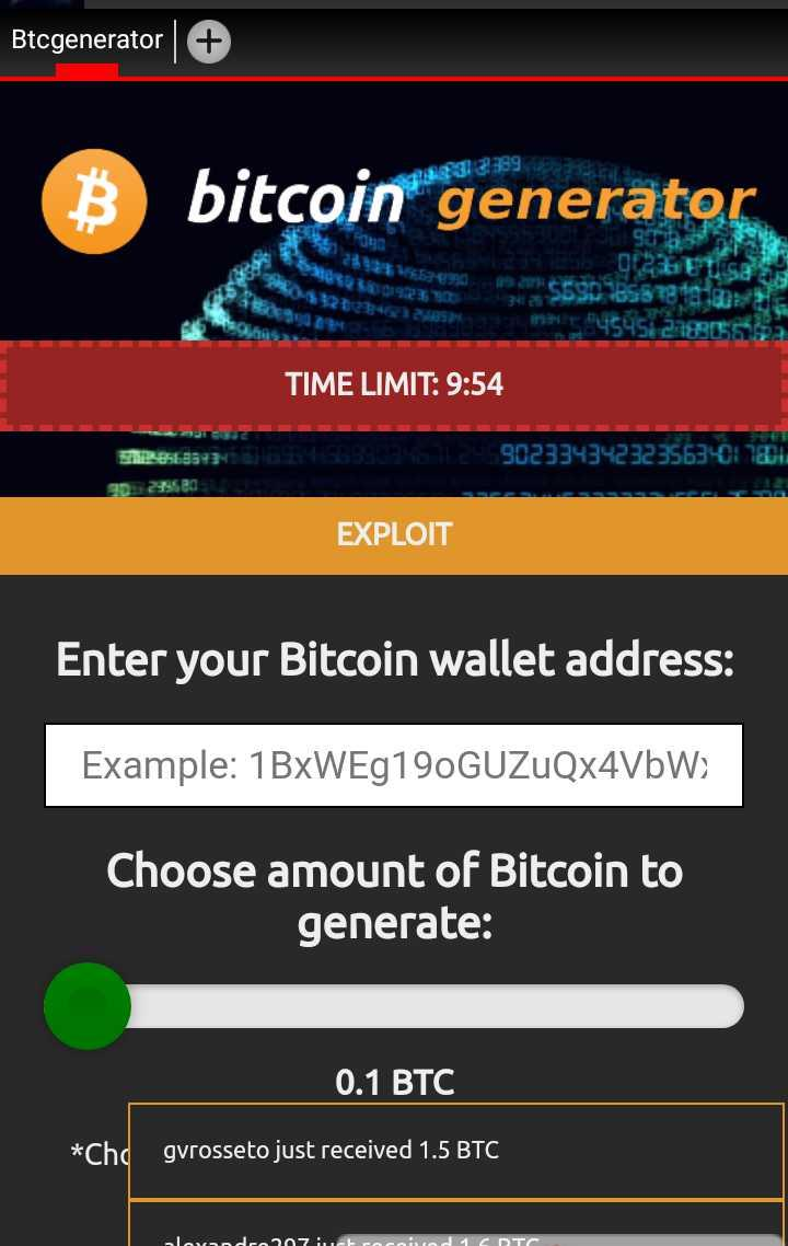 generați bitcoin pe android)