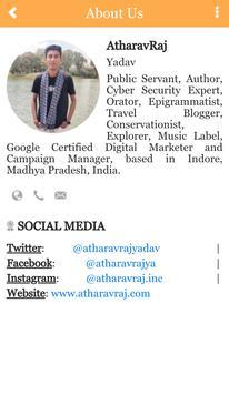 AtharavRaj Yadav screenshot 5