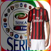Série A Photo Suite (Calcio) icon
