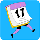 Page-a-Day calendar, holidays, history trivia quiz APK Android