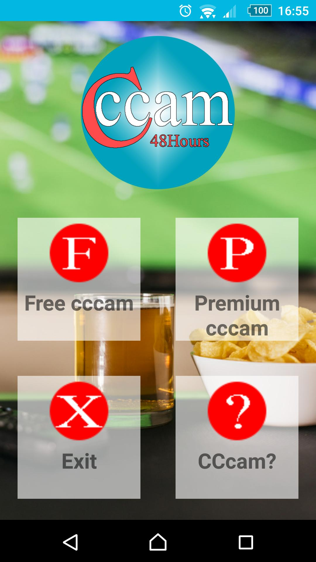 Best cccam free 48H for Android - APK Download