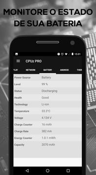 CPU-z Plus - Hardware and System Info screenshot 10