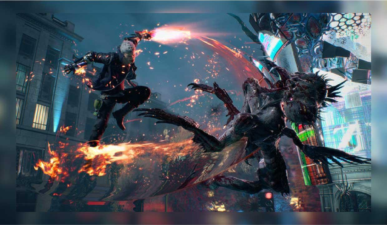 Devil May Cry 5 Companion For Dmc 5 Gameplay For Android Apk Download