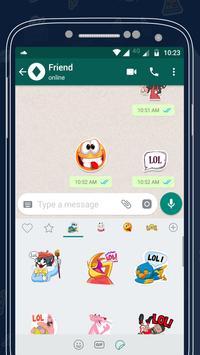 LOL Sticker For Whatsapp screenshot 1