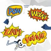 Text Bubble Sticker For Whatsapp icon