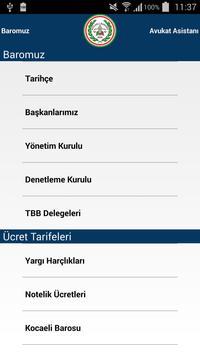 Kocaeli Barosu screenshot 4