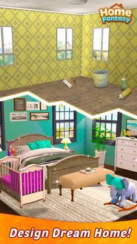 Home Fantasy capture d'écran 1
