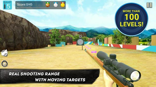 Deer killing: Sniper Hunter 3D screenshot 2