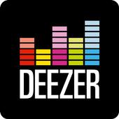 Deezer أيقونة