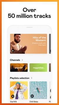 Deezer Music Player: Songs, Radio & Podcasts 截图 2