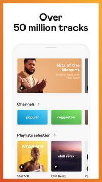 Deezer - 音楽ストリーミングサービス スクリーンショット 2