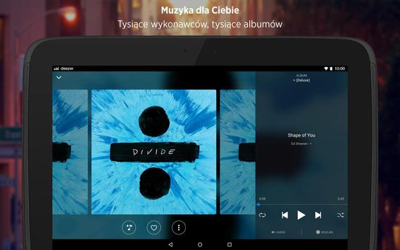 Deezer Music screenshot 6