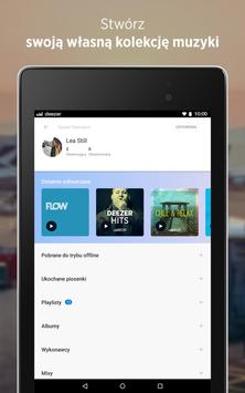 Deezer Music screenshot 15