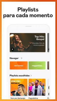 Deezer: Ouvir Música Online, Playlists e Rádio imagem de tela 4